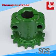 Spray The Green Plastic Flange