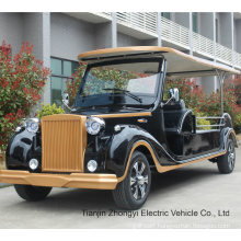 12 Seats Electric Vehicle Classic Car for Tourist