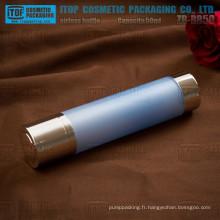 Double personnalisable de couleur de vide en gros usine chinoise de le 50ml ZB-RB50 couches bouteilles rotatif cosmétique airless 50ml