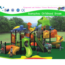 Outdoor Playground,New Design School Playground Equipment Set on Stock (HC-6401A)