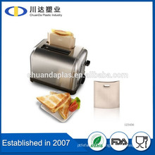 Free sample Nonstick cooking toasting bags toastie bread bag                                                                         Quality Choice