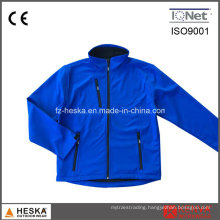 Custom Tactical Waterproof 3 Layer Softshell Jacket