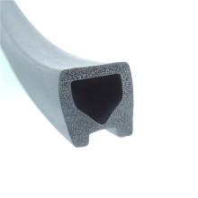 Tiras flexibles de goma esponja EPDM