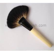 Bristle Hair Sweeping Fan Brush Große Powder Kosmetik Pinsel
