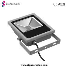 China Luz de inundación al aire libre de la MAZORCA LED IP65 10W / 20W / 30W / 50W DMX RGB