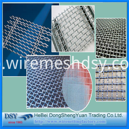 Crimped Wire Mesh Manufacturer