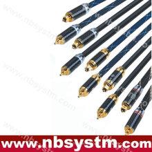 Câble optique à fibre optique