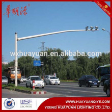 Poteau de cône de signal de circulation