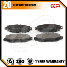 Auto Brake Pad for Toyota Lexus LS400 UCF10 04466-50060