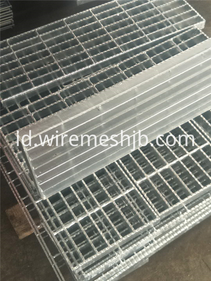 Stair Galvanized Steel Grating