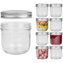 canning jars 16 oz glass jars with lids 16oz mason glass jar