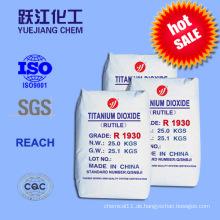 Nano Partikel Rutil Titandioxid R1930 für Masterbatch
