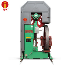 Wood cutting vertical band saw machine price