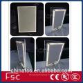 A0 A1 A2 A3 A4 Super bright led crystal light box frame