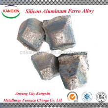 aleación de ferro-aluminio Fabricación de hierro y acero / ferro-aluminio ferro / aleación de SiAlFe Fabricación de hierro y acero