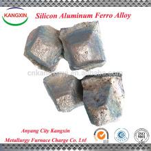 ferro-liga de alumínio Ironmaking & Steelmaking / ferro-alumínio de ferro / liga SiAlFe Ironmaking & Steelmaking