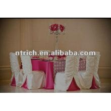 New Style Mode-satin Stuhl-Cover für Hochzeit