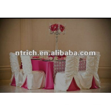 New style fashion satin chair cover for wedding