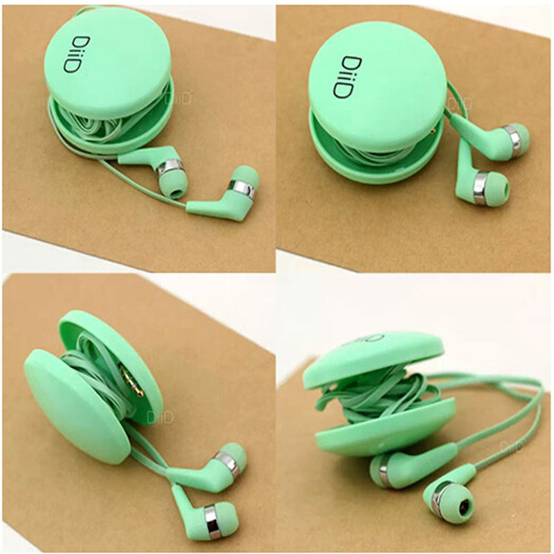 Mobile phone earphones