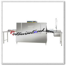 Коробка-Тип K716 коммерческих конвейерная Посудомоечная машина чистки посуды и покинуть настольная Посудомоечная машина