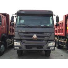 Camion à benne basculante Sinotruk Howo de 25 tonnes