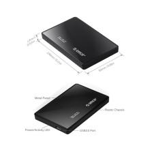ORICO 2588US3 Recinto de disco duro de moda para 2.5 '' SATA HDD y SSD en 5 colores