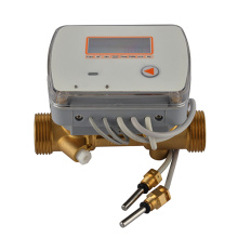 Ultrasonic Smart Heat Meters with M-BUS