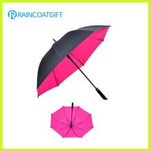 Automatischer Doppelschicht-Golf-Regenschirm