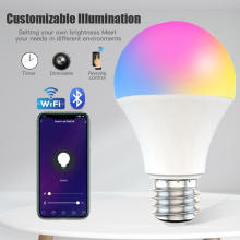 Лампочка WIFI Smart Life