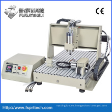 Maquinaria metálica pequeña máquina de corte CNC enrutador CNC