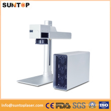 Machine de gravure au laser à la fine pointe de la qualité de l'USA Ipg / Machine de gravure au laser de qualité supérieure aux États-Unis