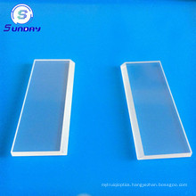Optical glass BK7K9 square window
