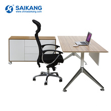 SKZ407 Escritorio de escritorio de madera práctica barata simple SKZ407