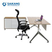 SKZ407 Bureau d'écriture en bois pratique bon marché pratique