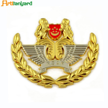 Hard Enamel Police Badges Military Pin Badges