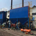 cement vandret silo filter baghouse