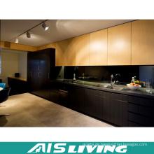 Melamin Küchenschrank Möbel mit Griff (AIS-K345)