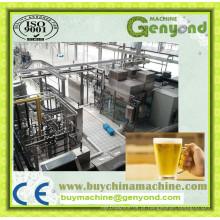 Máquinas completas de processamento de cerveja de alta qualidade