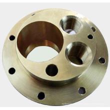 Torno CNC de fabricación de productos para automatización industrial
