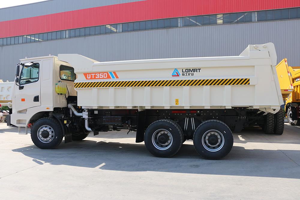 underground truck 35t px1000
