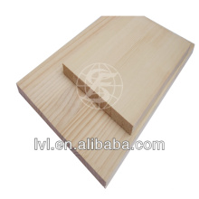 germany line finger joint board with chilean red radiata pine
