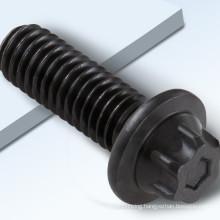 Metric steel Hex flange bolts