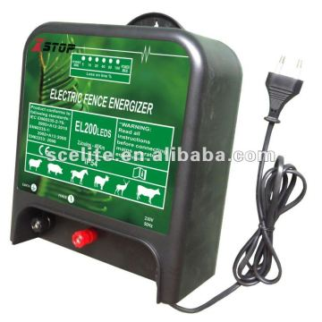 high voltage fence energizer AC
