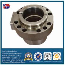 Piezas de torneado de la precisión del CNC del acero inoxidable de las piezas de torneado de la alta precisión