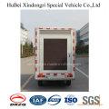 Euro4 Chang un vehículo de la valla publicitaria especial con buena calidad