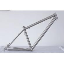 Marco de bicicleta de titanio de moda nueva