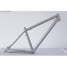 Nouveau cadre de vélo titane Fashion