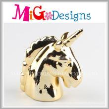 Entzückende Customed Einhorn-Artifakt-keramische Piggy Querneigungen