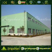 Light High Quality Galvanized Low Cost Factory Workshop Steel Building