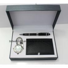 Geschenk-Sets für Herren mit Karabiner-Uhr